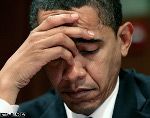failure should be painful and it seemingly is for Obama.