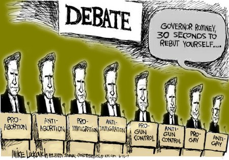 Romney's Next Debate
