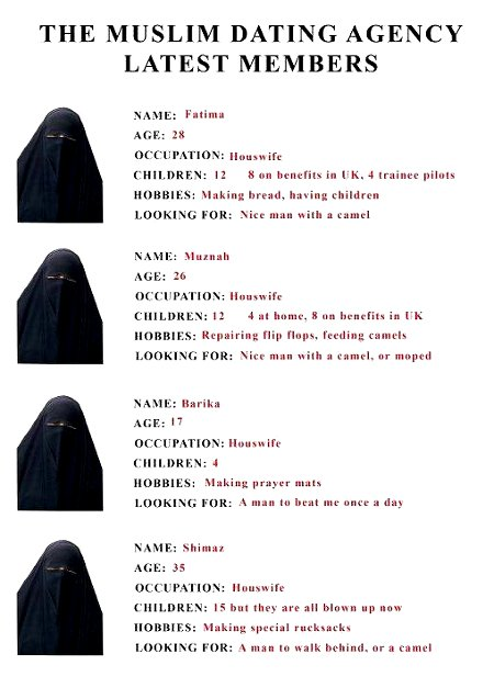 Muslim Dating Ads
