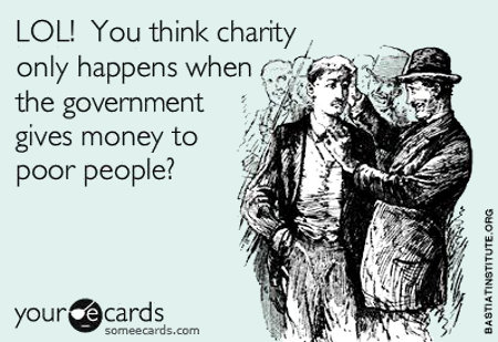 Government Charity