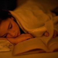 Asleep Mid-Page