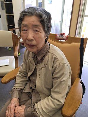 木村房枝様 (89歳)