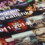 Фотокнига с инстаграмами в «МоиФотоСтраницы»