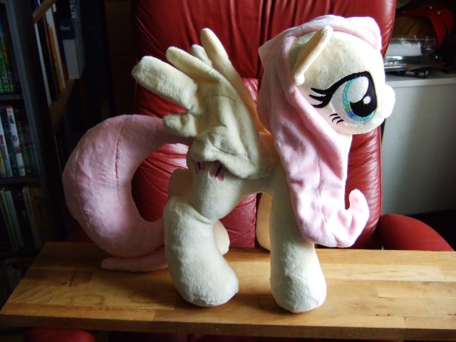 Fluttershy Plushie #1