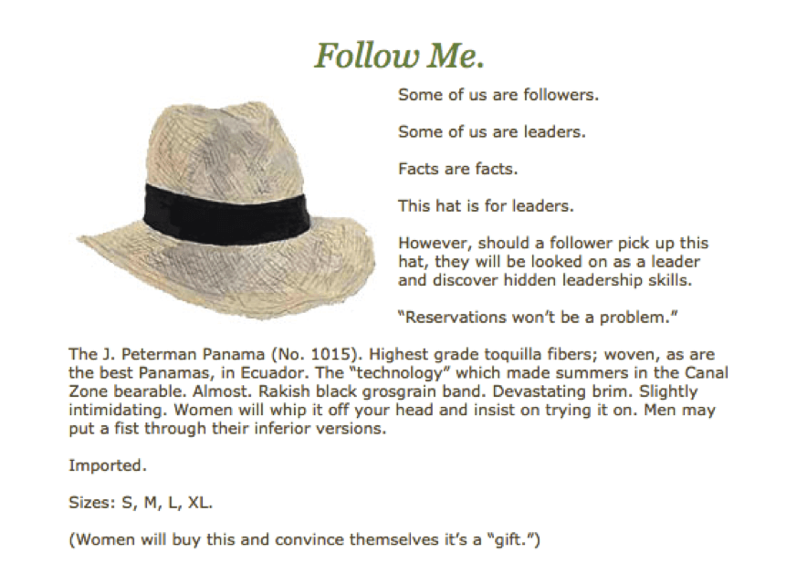j-peterman-hat-description