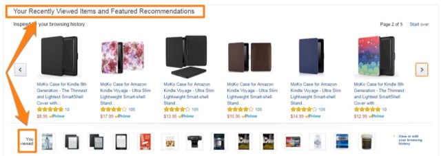 amazon-featured-recommendations
