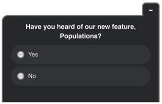 populations qualaroo survey