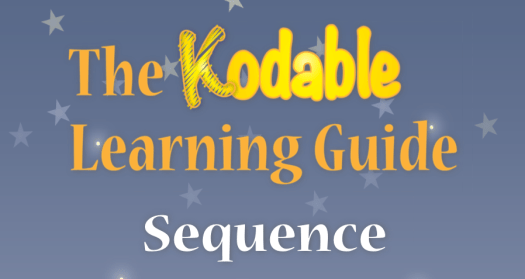 Kodable Learning Guide: Sequence