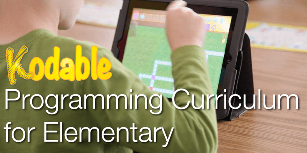 Kodable Programming Curriculum for Elementary