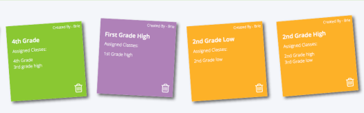 best practices for levels and grades