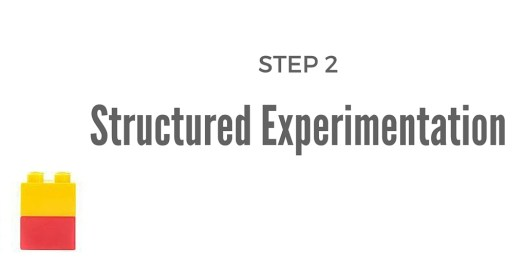 Structured Experimentation
