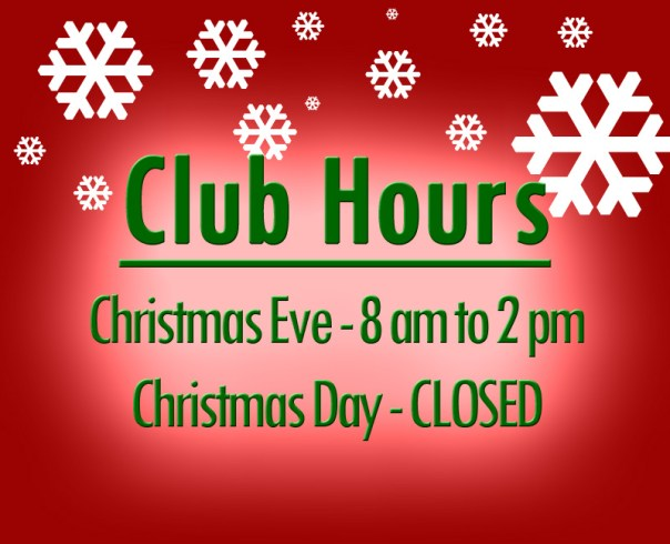 LA Fitness Hours of Operation for Christmas and Xmas Eve