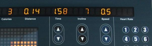metrics display