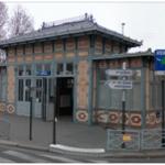 Gare de Javel