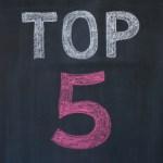 Top 5 tendances en hygiène et salubrité 2014