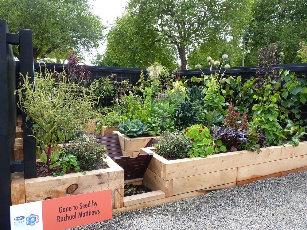 Vegetable garden design new zealand for Garden design nz