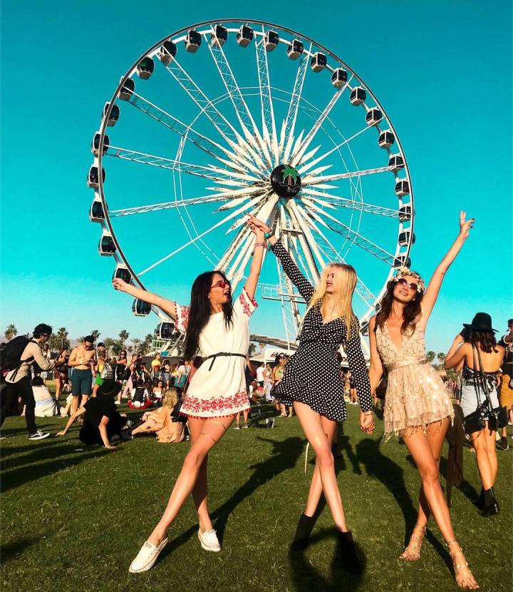 Coachella 2018 Weekend One - Saturday