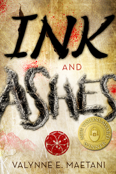 INK AND ASHES cover small