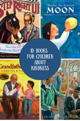 10 Books about Kindness