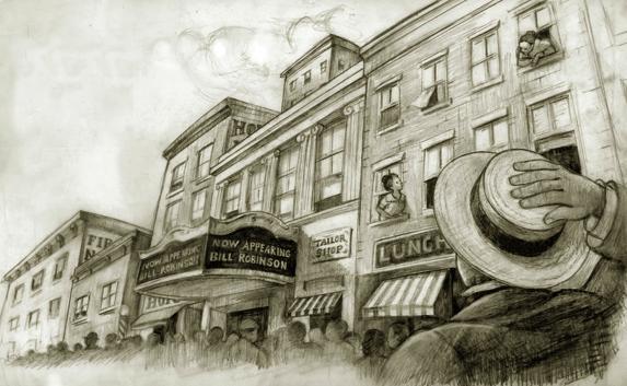 apollo theater sketch 2
