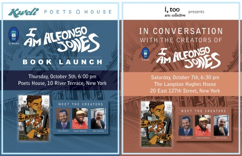 ALFONSO book events