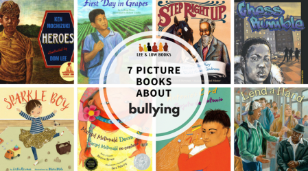 7 books about bullying