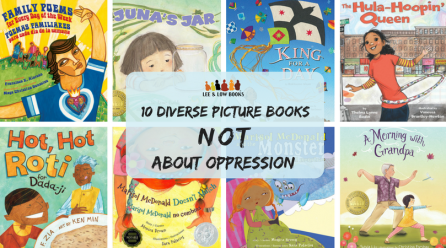 Diverse Picture Books Not About Oppression