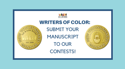 Lee and Low Writing Contests