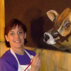 sue-paintingcowcropped