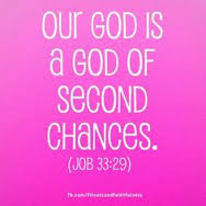 God of 2nd chance 1