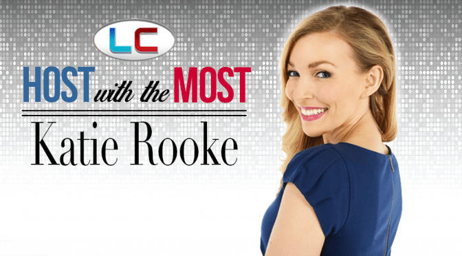 Host with the Most: Katie Rooke