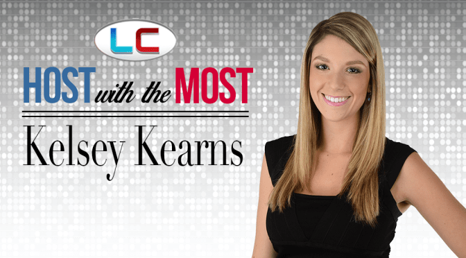 Host with the Most – Kelsey Kearns