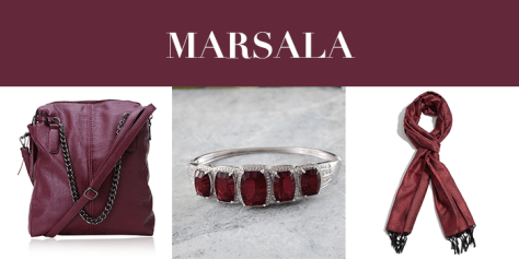 LC Fall Fashion Week - Must Have Fall Colors - Marsala