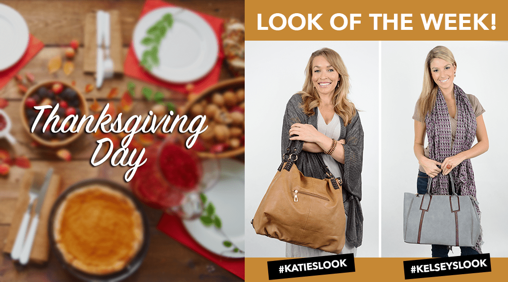 Look of the Week - Thanksgiving Day