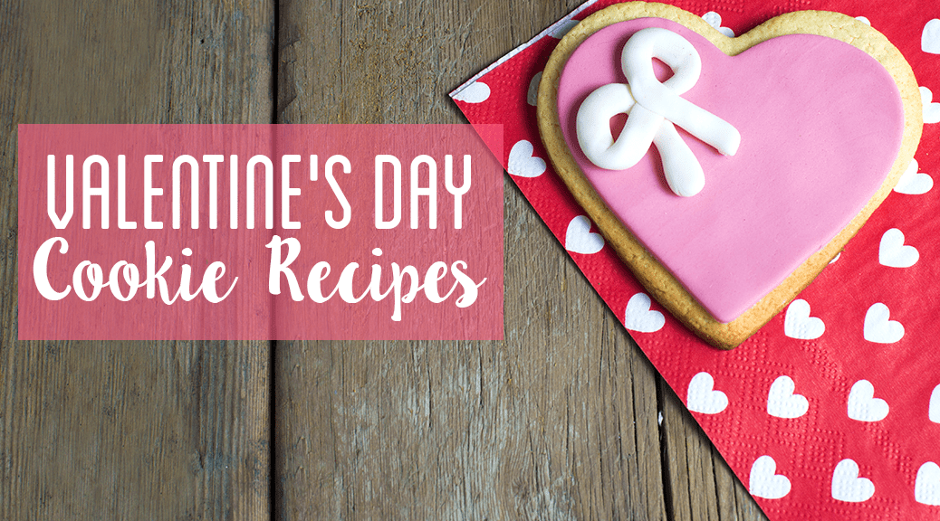 Valentines Day Cookie Recipes