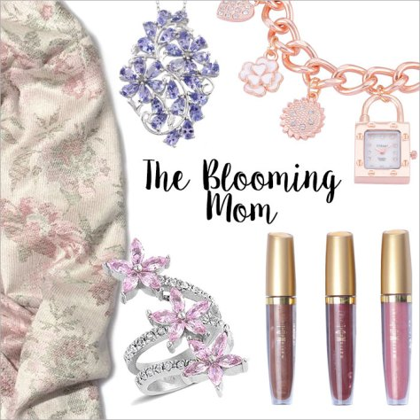 The Blooming Mom Collection