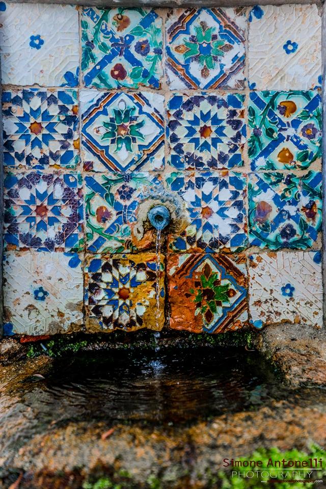 Ceramiche di Sintra, Portogallo