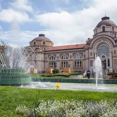 Bagni pubblici Sofia Bulgaria