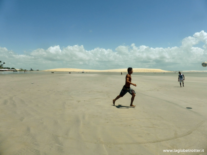 spiaggia jericoacoara mare