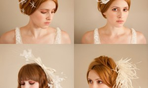 wedding :: fascinators by emilliner