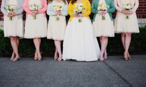 wedding wednesday :: spring forward