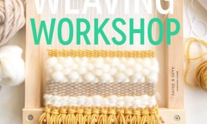 Workshop :: Weaving