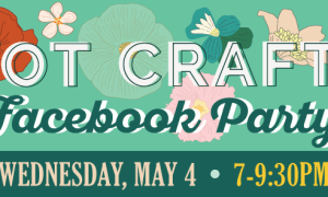 Facebook Party :: You're Invited!