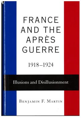 Frances and the Apres Guerre