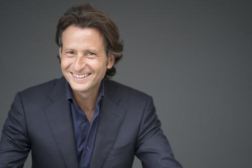 Gustavo Gimeno Conductor Luxembourg Philharmonic Orchestra Photo: Marco Borggreve