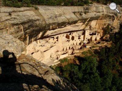 Mesa Verde National Park - Panorama de Cliff Palace