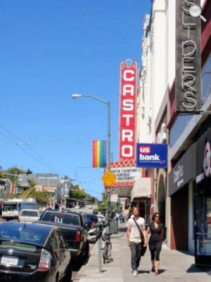 Castro St. - San Francisco