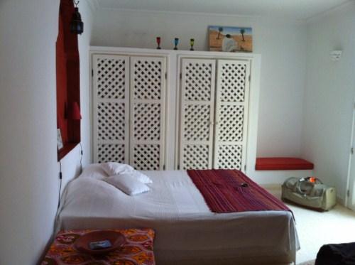 Notre super chambre (Expression Ecrite : Mes vacances à Mirleft au Maroc avec mes copains)