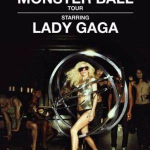 """""""The Monster Ball Tour"""" de Lady Gaga à la Halle Tony Garnier de Lyon"""
