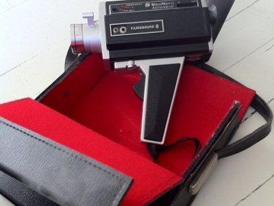 Caméra Super 8 de maman